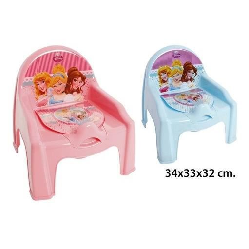 Chaise Pot De Chambre Enfant Bb Princesse Rose