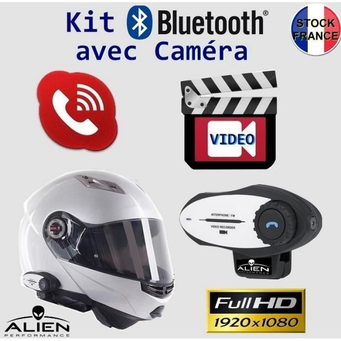 kit telephone bluetooth moto avec camera achat vente kit bluetooth t l phone kit telephone. Black Bedroom Furniture Sets. Home Design Ideas