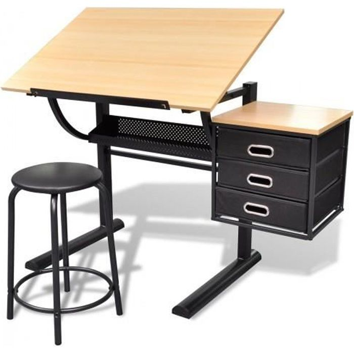 Table a dessin achat vente pas cher - Table lumineuse dessin pas cher ...