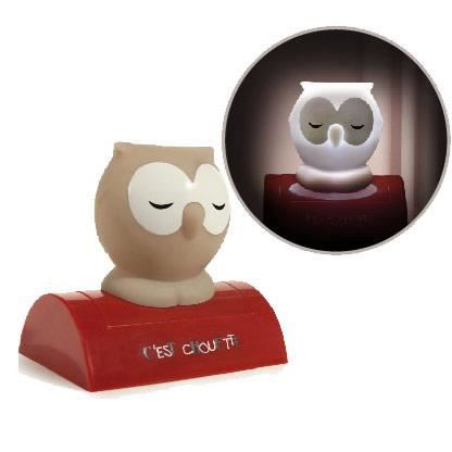 lampe veilleuse enfant b b mod le hibou achat vente veilleuse lampe veilleuse enfant b b. Black Bedroom Furniture Sets. Home Design Ideas