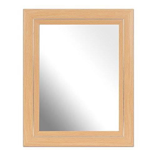 Inov8 8 x 15 cm lot de 4 miroirs traditionnels de for Miroir 40x50