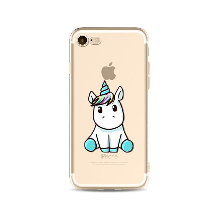 Coque iphone 4s licorne achat vente coque iphone 4s for Etui housse iphone 4