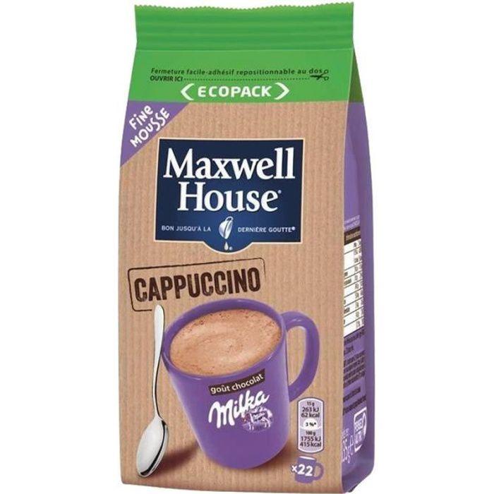 CAFÉ Maxwell House - Maxwell House Cappuccino Milka 335