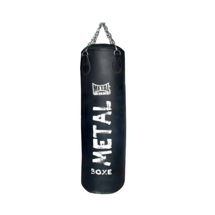 SAC DE FRAPPE METAL BOXE Sac de frappe Heracles  en cuir - 120