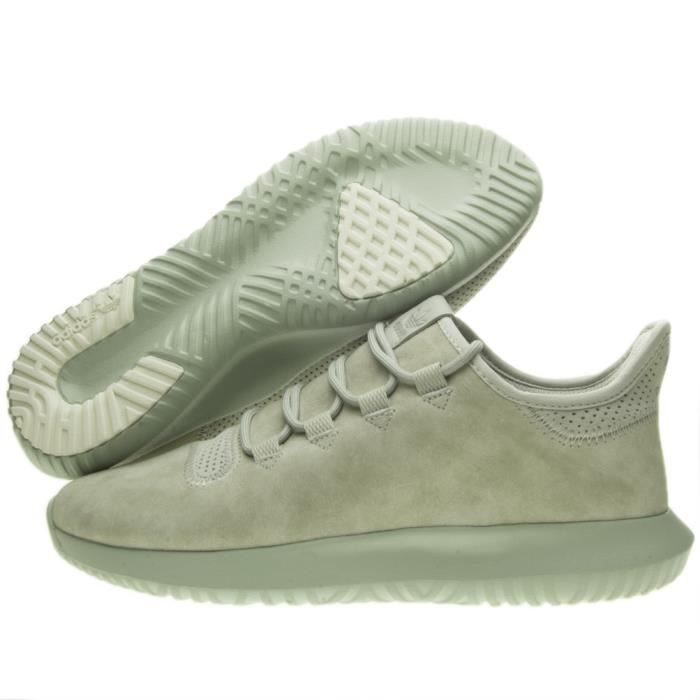 adidas tubular shadow grise blanche