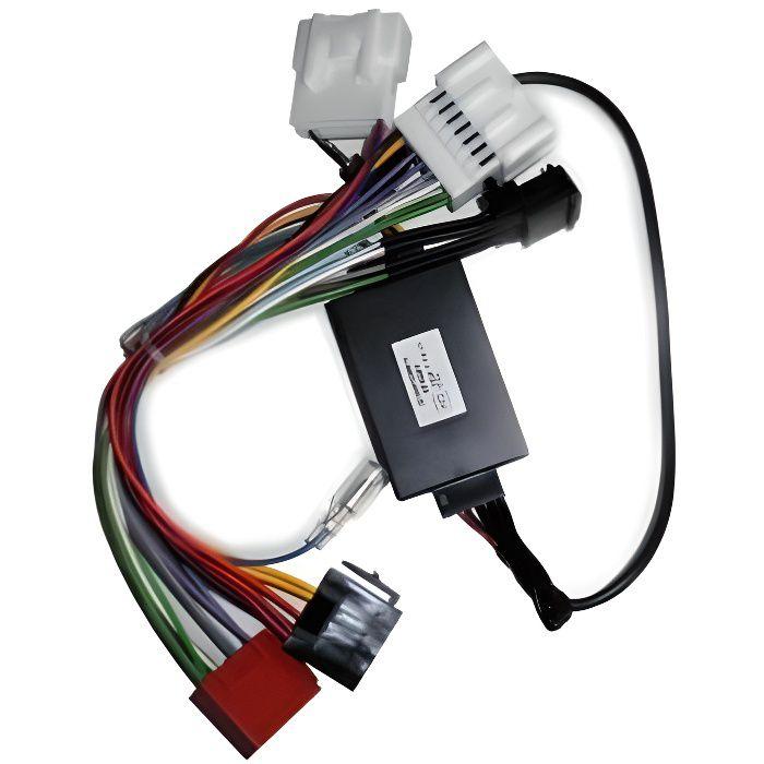 KENWOOD Volant Interface Adaptateur Renault Megane Clio Twingo Opel Vivaro