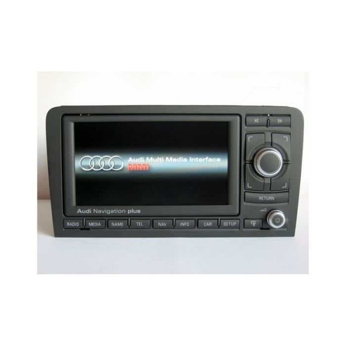 autoradio gps navigation plus pour audi a3 8p skyexpert achat vente gps auto autoradio gps. Black Bedroom Furniture Sets. Home Design Ideas