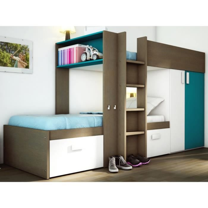 lit combin mezzanine bureau armoire best lit mezzanine et. Black Bedroom Furniture Sets. Home Design Ideas