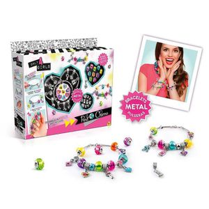 CRÉATION DE BIJOUX CANAL TOYS - ONLY 4 GIRLS - Coffret Pend'O Charms