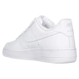 low priced 2814a 0b408 ... BASKET NIKE Baskets Air Force - Homme - Blanc ...