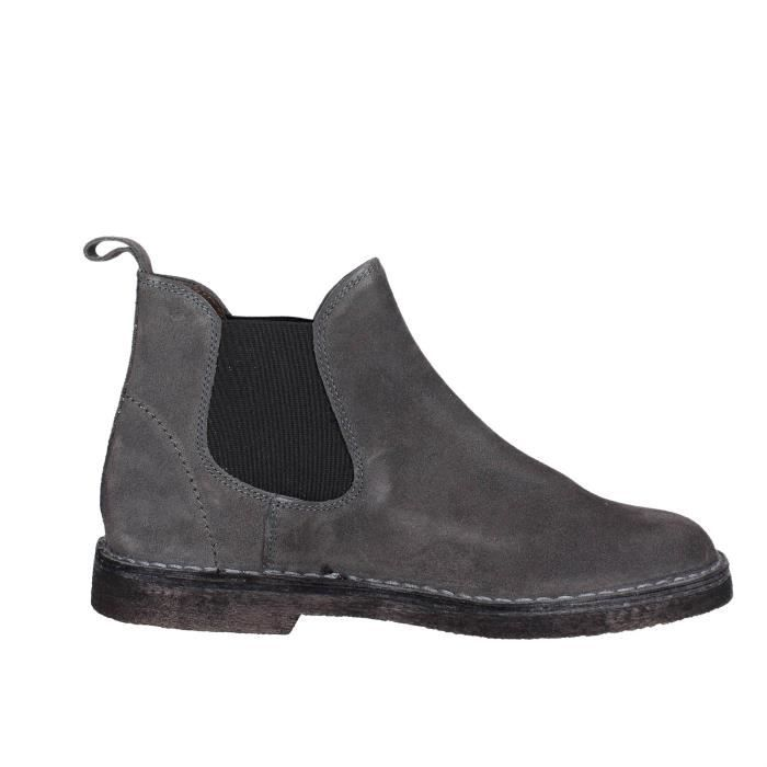 Nyon Bottines Homme Gris, 45