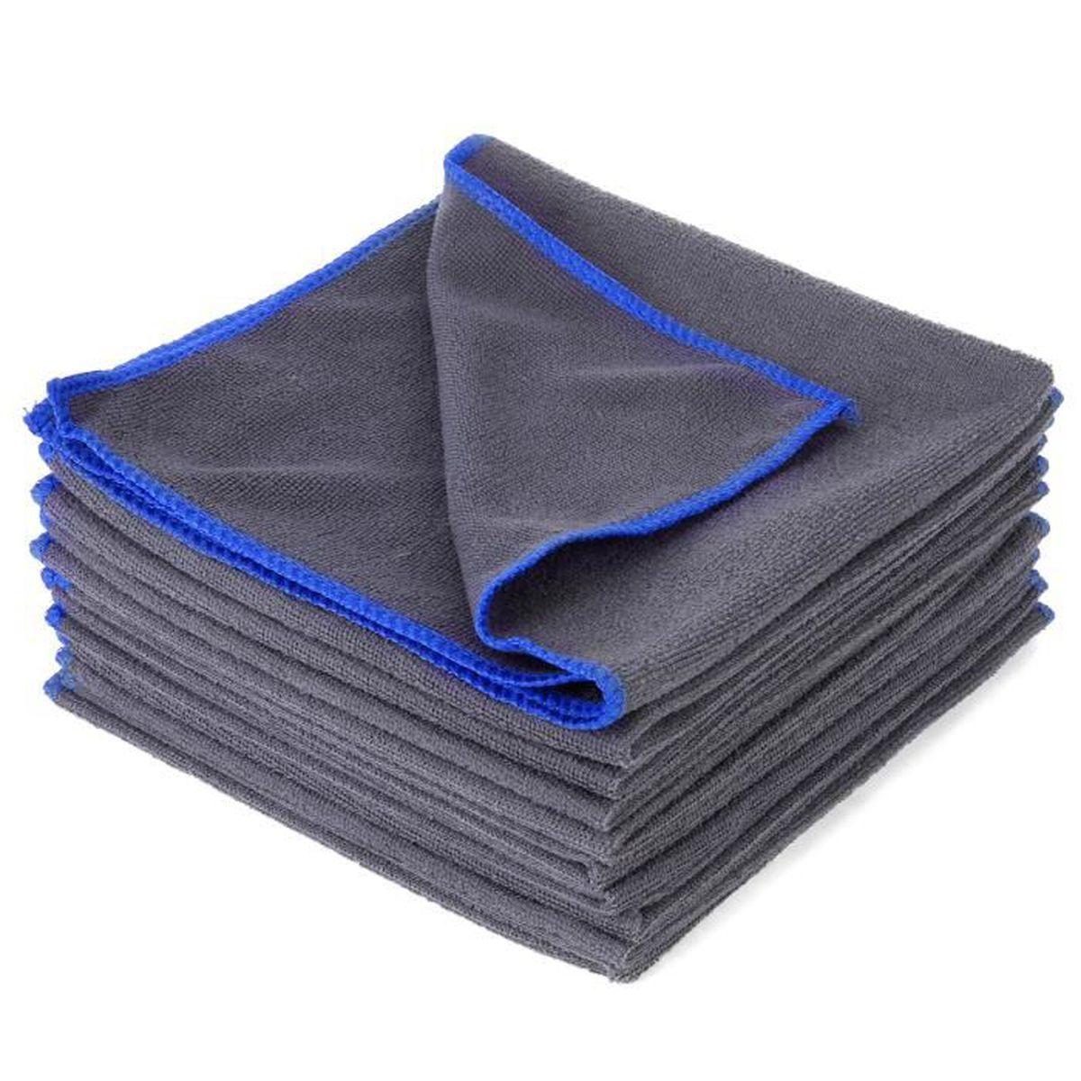 5 x Sprintus Micro Fibre foulards Vert microfibre chiffon foulards Torchons Chiffon