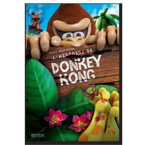 LIVRE MULTIMÉDIA L'histoire de Donkey Kong