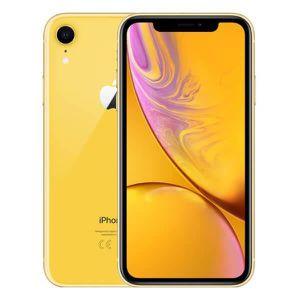SMARTPHONE Apple iPhone XR 256 Go Jaune