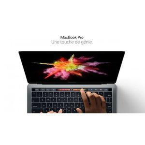 PC RECONDITIONNÉ Macbook Pro touch bar 2016