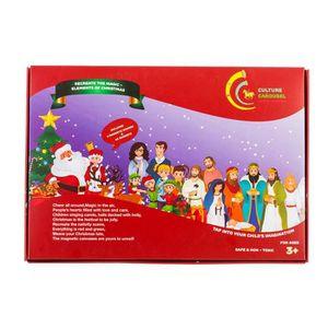 JEU MAGIE Recréer la magie - Éléments de Jeu éducatif Noël,