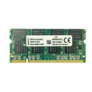 MÉMOIRE RAM 1Go DDR 333MHz PC2700 SODIMM Mémoire RAM pour ordi
