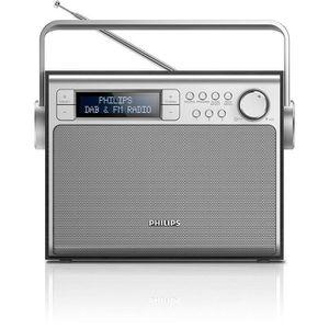 RADIO CD CASSETTE Radio Portable Philips AE5020B-12 Radio Portable (