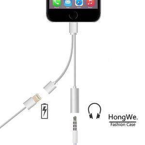 HOUSSE - ÉTUI HLMonkey® 2 en 1 adaptateur de Lightning pour iPho
