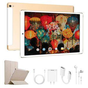 TABLETTE TACTILE Tablette Tactile 10 Pouces - 4G Doule SIM/WiFi 3Go