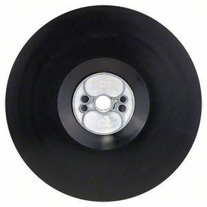 abrasif 1 plateaux pour disques fibre 180 mm-5//8/'/'// ponceuse pneumatique