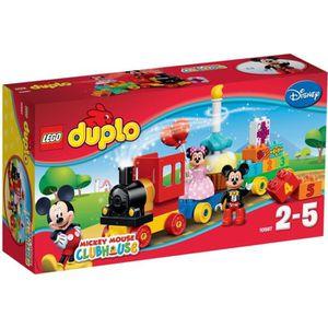 ASSEMBLAGE CONSTRUCTION LEGO® DUPLO® 10597 La Parade d'Anniversaire de Mic