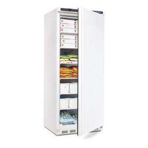 CONGÉLATEUR PORTE Congélateur armoire 600L blanc PRO