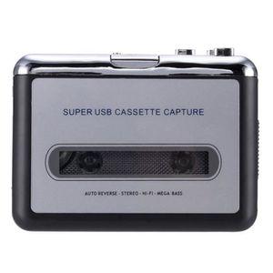 BALADEUR CD - CASSETTE 1 pc Bande à MP3 Convertisseur Portable Facile à U