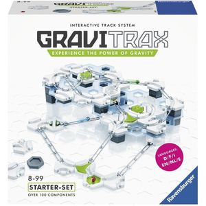 ASSEMBLAGE CONSTRUCTION GRAVITRAX Starter Set - Imagine et Construis ton C