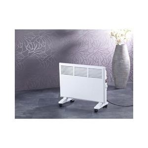 radiateur electrique mobile 1000w achat vente. Black Bedroom Furniture Sets. Home Design Ideas