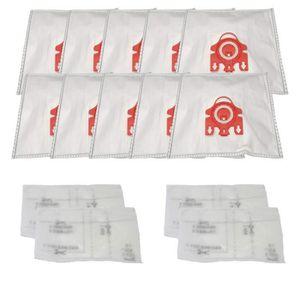 Remplacement sacs pour aspirateurs Miele S277i-Pack de 5