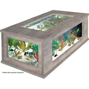 Table Basse Aquarium Pas Chere