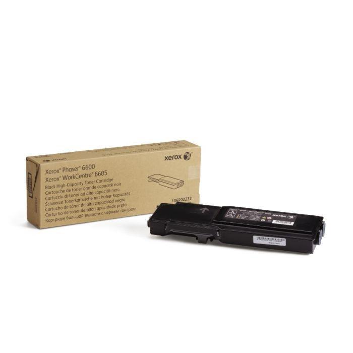 Xerox Phaser 6500 Wc6505 Toner Laser Noir (3000 pa