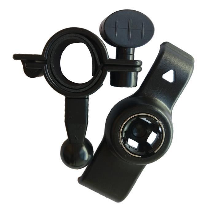 Sharplace Ensemble de Support Montage de GPS de Guidon de V/élo pour Garmin Edge et GPS Bryton