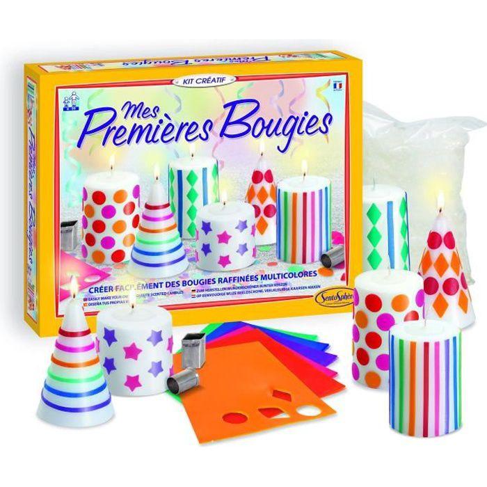 SENTOSPHERE Mes Premières Bougies