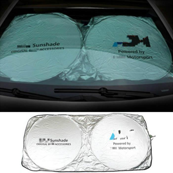 Pare-soleil avant d'accessoires de voiture de 150*70cm pour BMW e46 e53 VW Audi Sline Chevrolet - Modèle: For Toyota - ANZYBUA02467