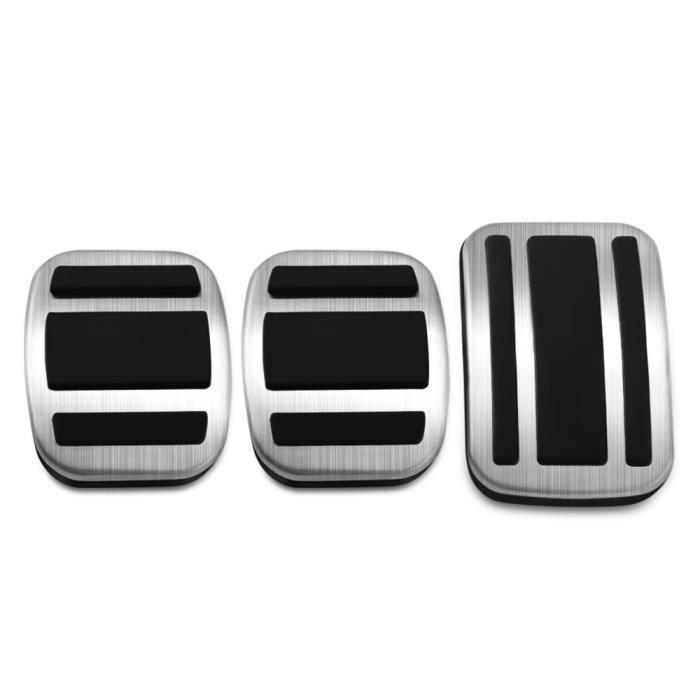 Pièces Auto,Repose pieds, pédale de frein à gaz, pour Peugeot 308S 308 408 3008 5008 C5 AIRCROSS 2014 2019 AT-MT - Type 3 Pcs MT #B