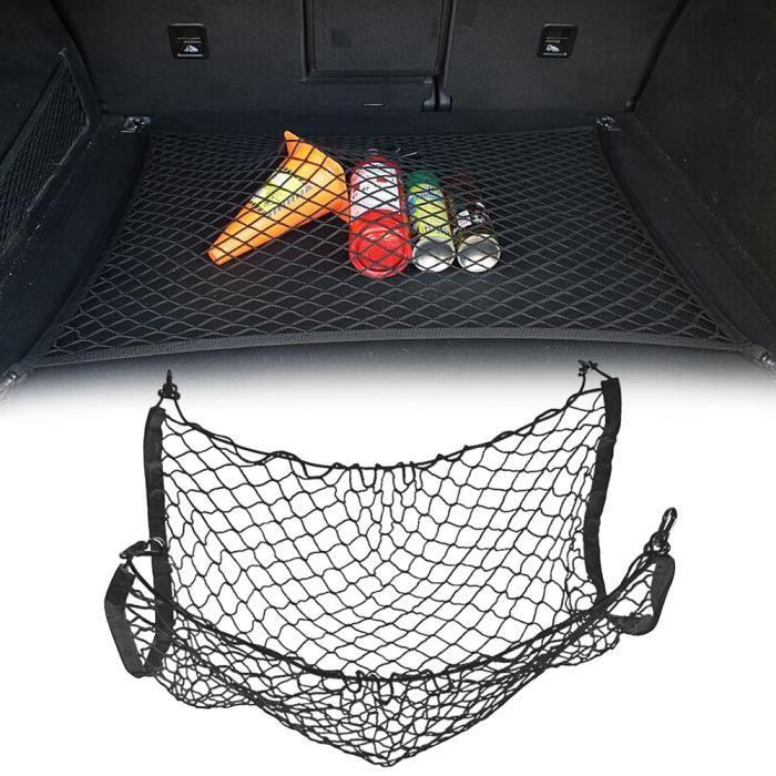 Accessoires auto intérieurs,Accessoires de rangement pour coffre de voiture, filet de cargaison, pour Peugeot 206 207 208 2008 301
