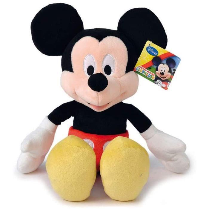 Mickey Peluche Mickey Mouse Disney Classique Pantin - 45 CM