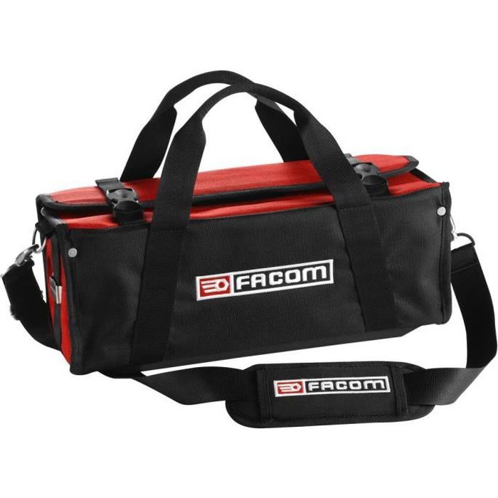FACOM - Sac textile 1ère intervention - BS.SMBPB - Sacoche textile très resistante, Sangle ajustable, Charge max : 5kg