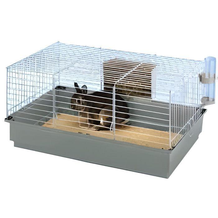 Cage pour lapin nain rabbit 80 new