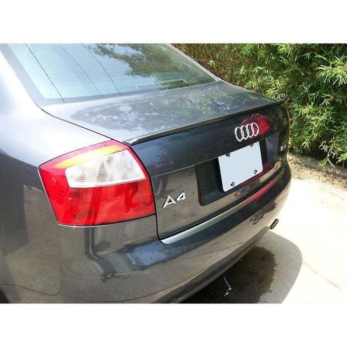 Pour Audi A4 S4 8E B6 Berline Becquet Aileron Lame De Coffre Sport S-Line 00-04