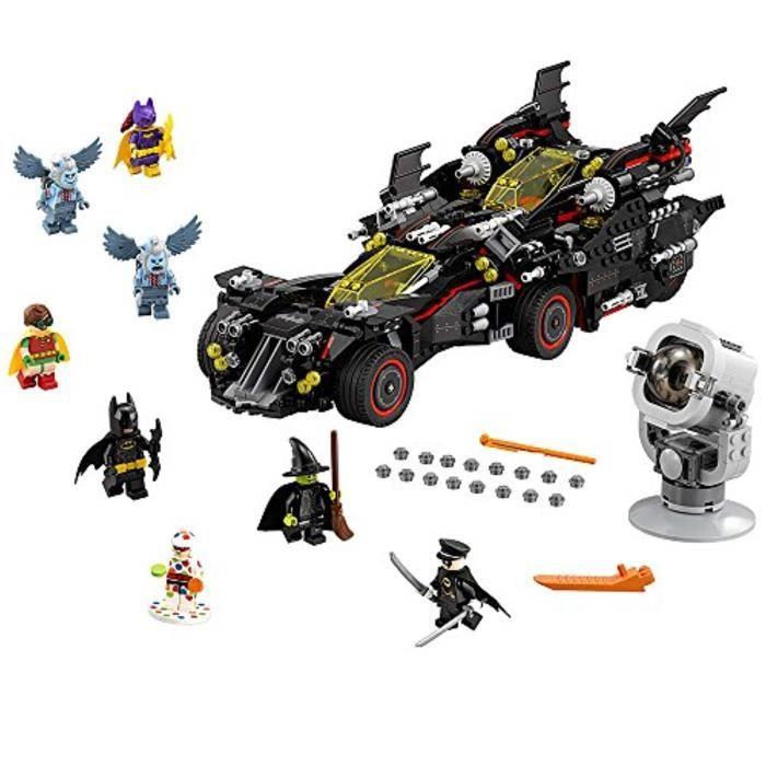 Jeu D'Assemblage LEGO HBEXL Batman Film The Ultimate Batmobile 70917 Kit de construction