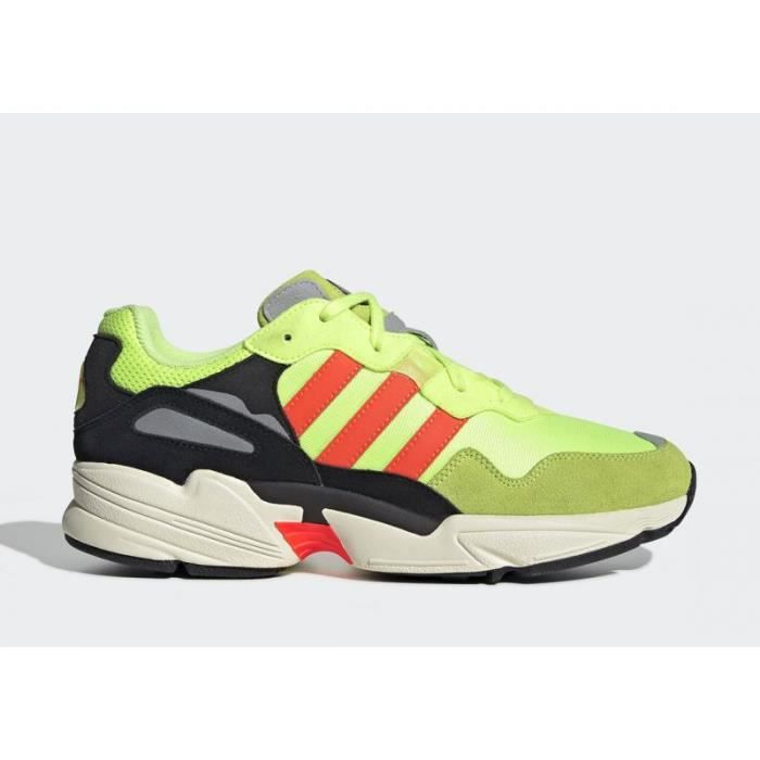 ADIDAS YUNG-96 - EE7246 - AGE - ADULTE, COULEUR - JAUNE, GENRE - HOMME, TAILLE - 40