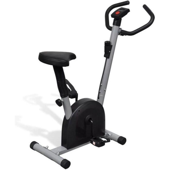 Vélo d'appartement Vélos elliptiques cardiotraining avec siège
