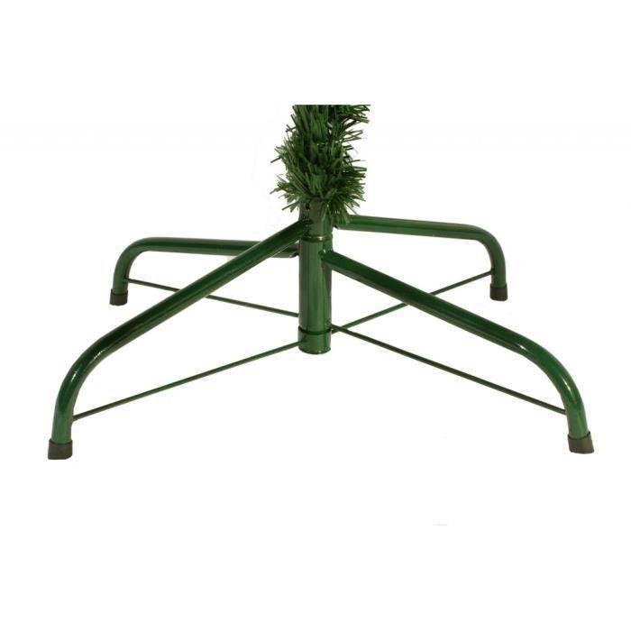 OBJETS LUMINEUX DÉCO  Magnifique Sapin de Noel 210 cm branches volumineu