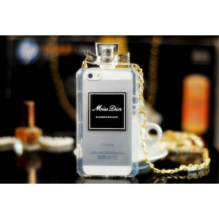 Coque bouteille de parfum miss dior iphone 4 - Cdiscount Téléphonie