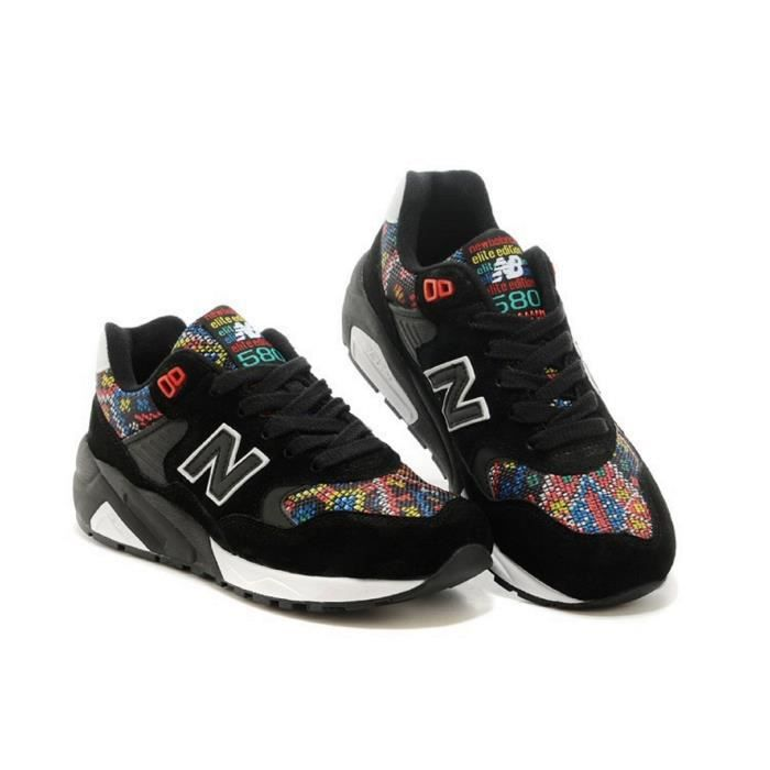 new balance 580 elite edition rouge