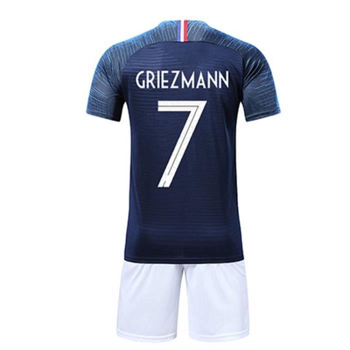 GRIEZMANN NO.7 Jersey Equipe de france 2