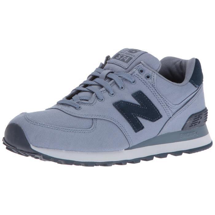 new balance bleu gris 38